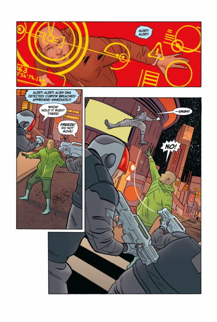 Quantum Age: From the World of Black Hammer #1 Review