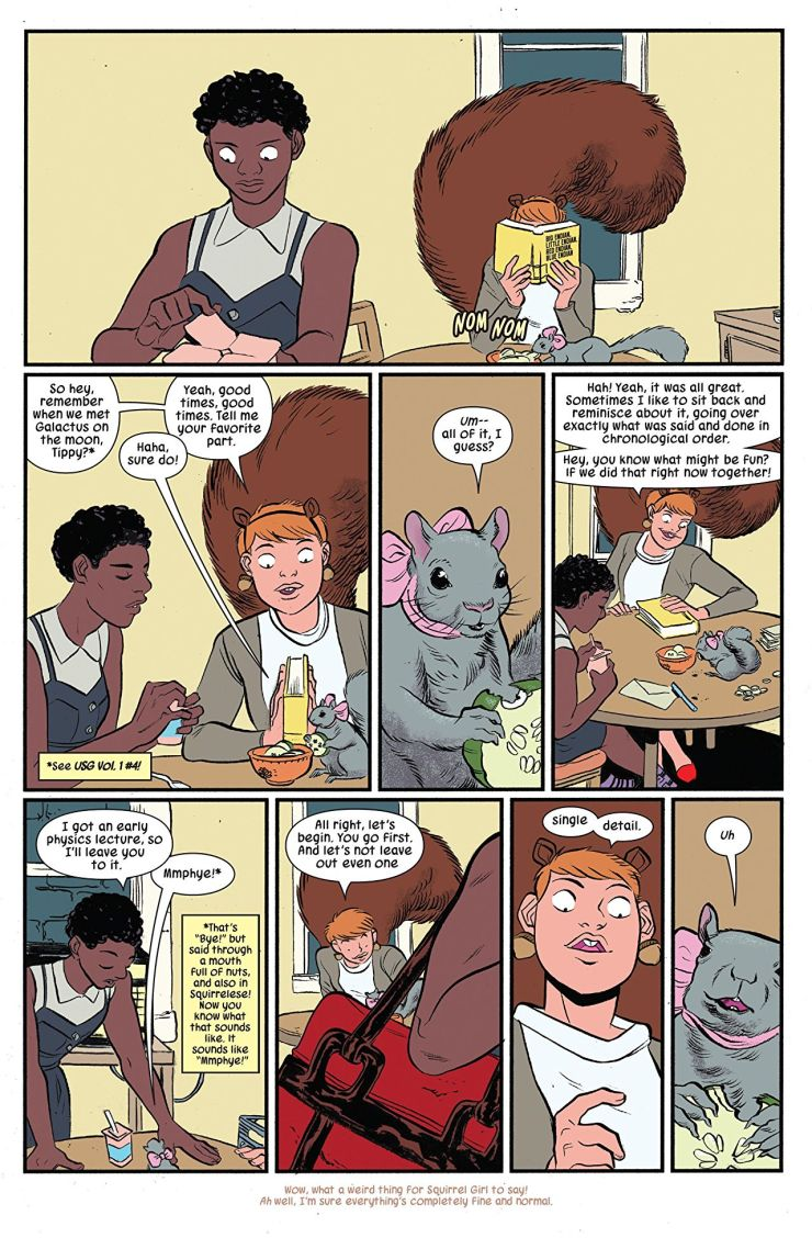 'The Unbeatable Squirrel Girl Vol. 8: My Best Friend's Squirrel' review: The perfect send-off for a perfect creator team