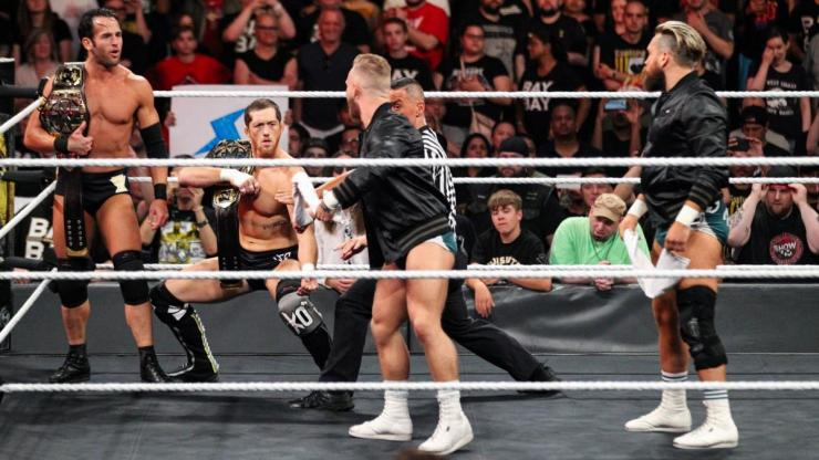NXT TakeOver: Brooklyn IV recap/review