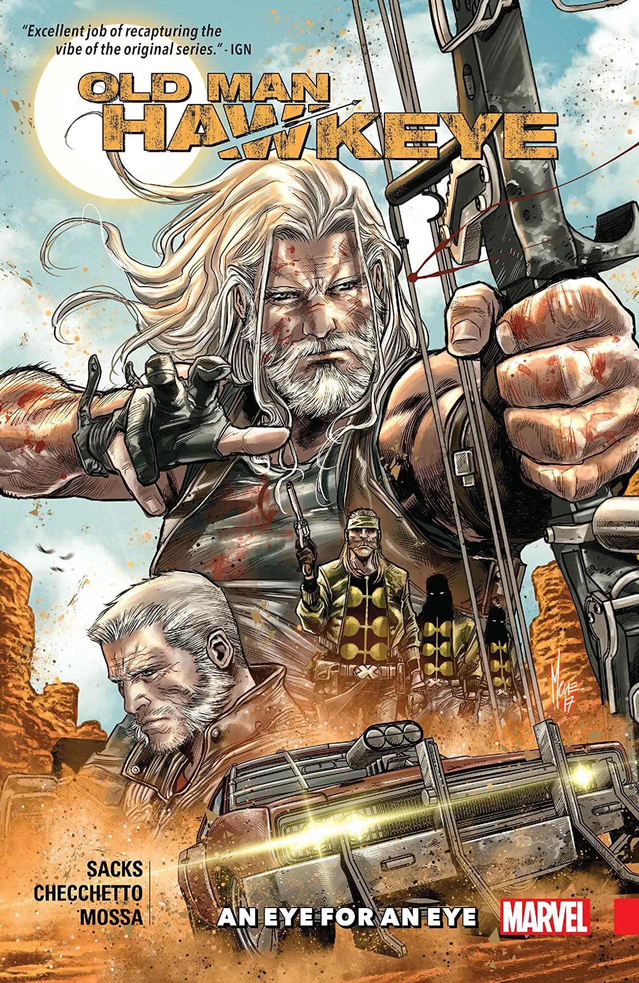 Old Man Hawkeye Vol. 1: An Eye For an Eye Review