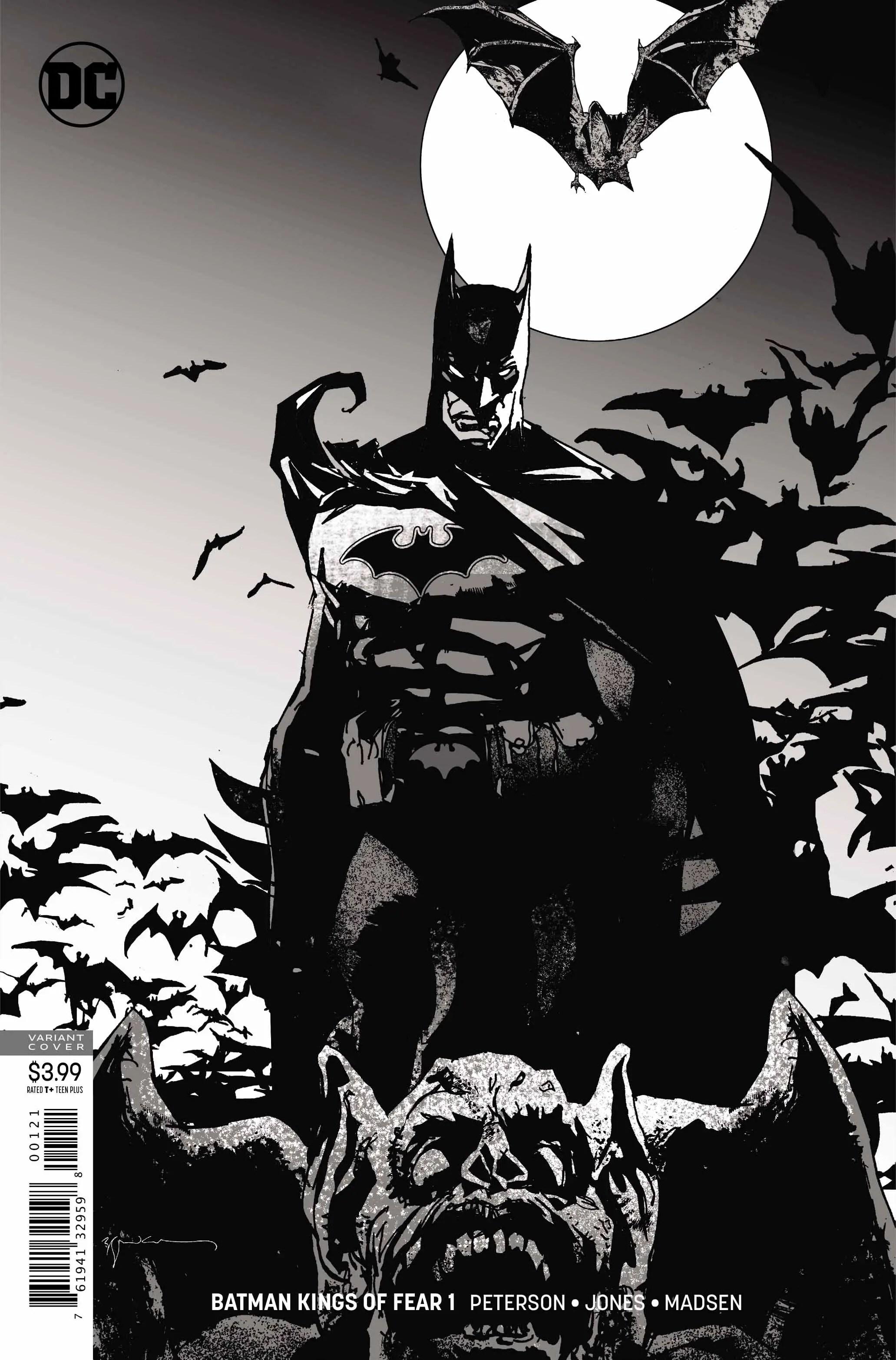 Batman: Kings of Fear #1 Review