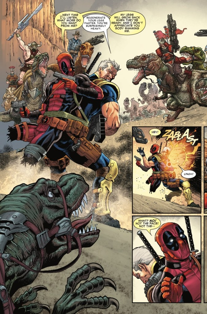 Marvel Preview: Cable and Deadpool Annual #1