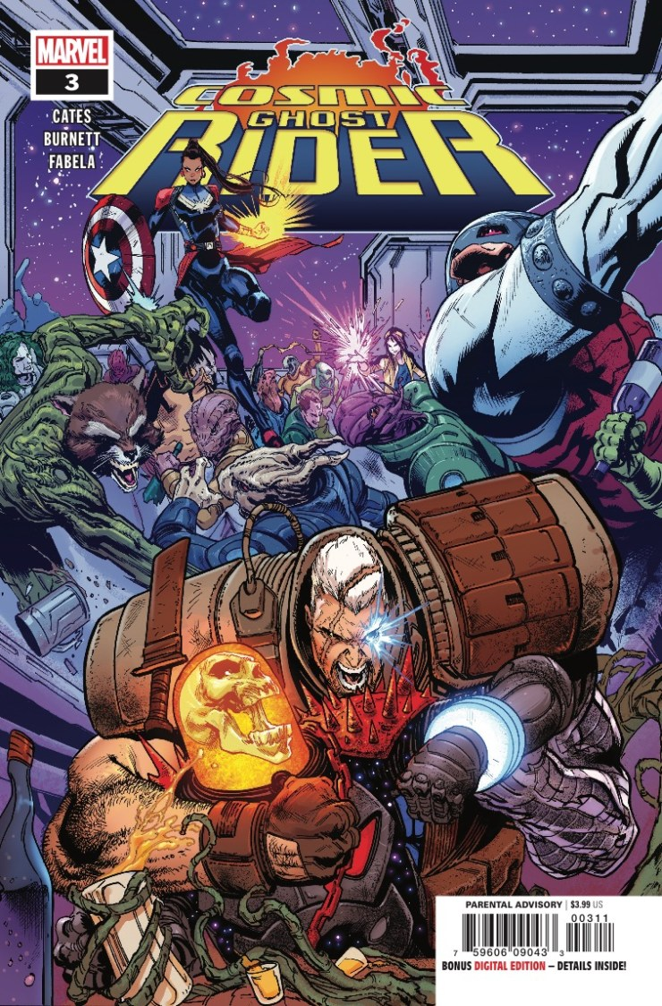 Marvel Preview: Cosmic Ghost Rider #3