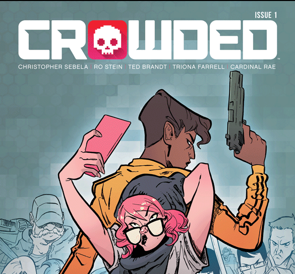 Crowded #1 review: A picture-perfect analogy to the real world