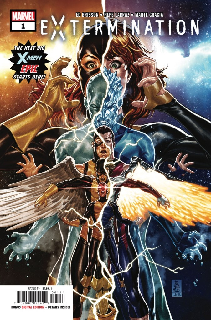 Marvel Preview: Extermination #1