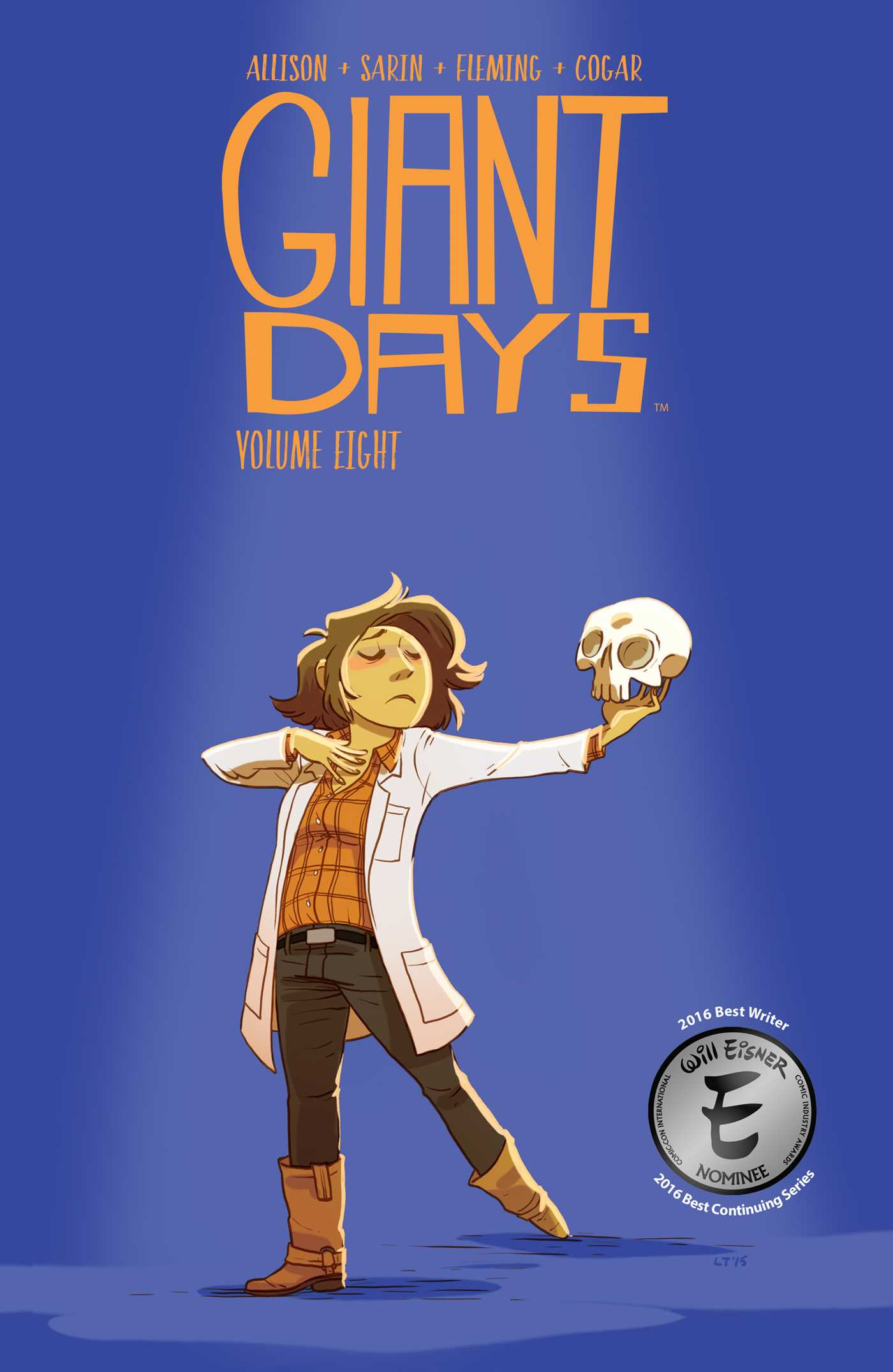 Giant Days Vol. 8 Review