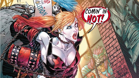 Talking all things Harley Quinn and the upcoming issue #50 spectacular with writer Sam Humphries