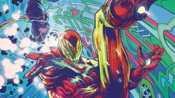Tony Stark: Iron Man #3 Review