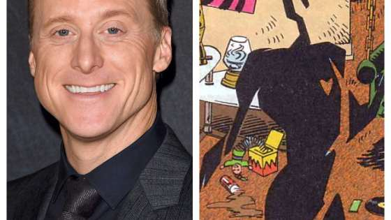 Alan Tudyk cast as Mr. Nobody in DC Universe TV series 'Doom Patrol'