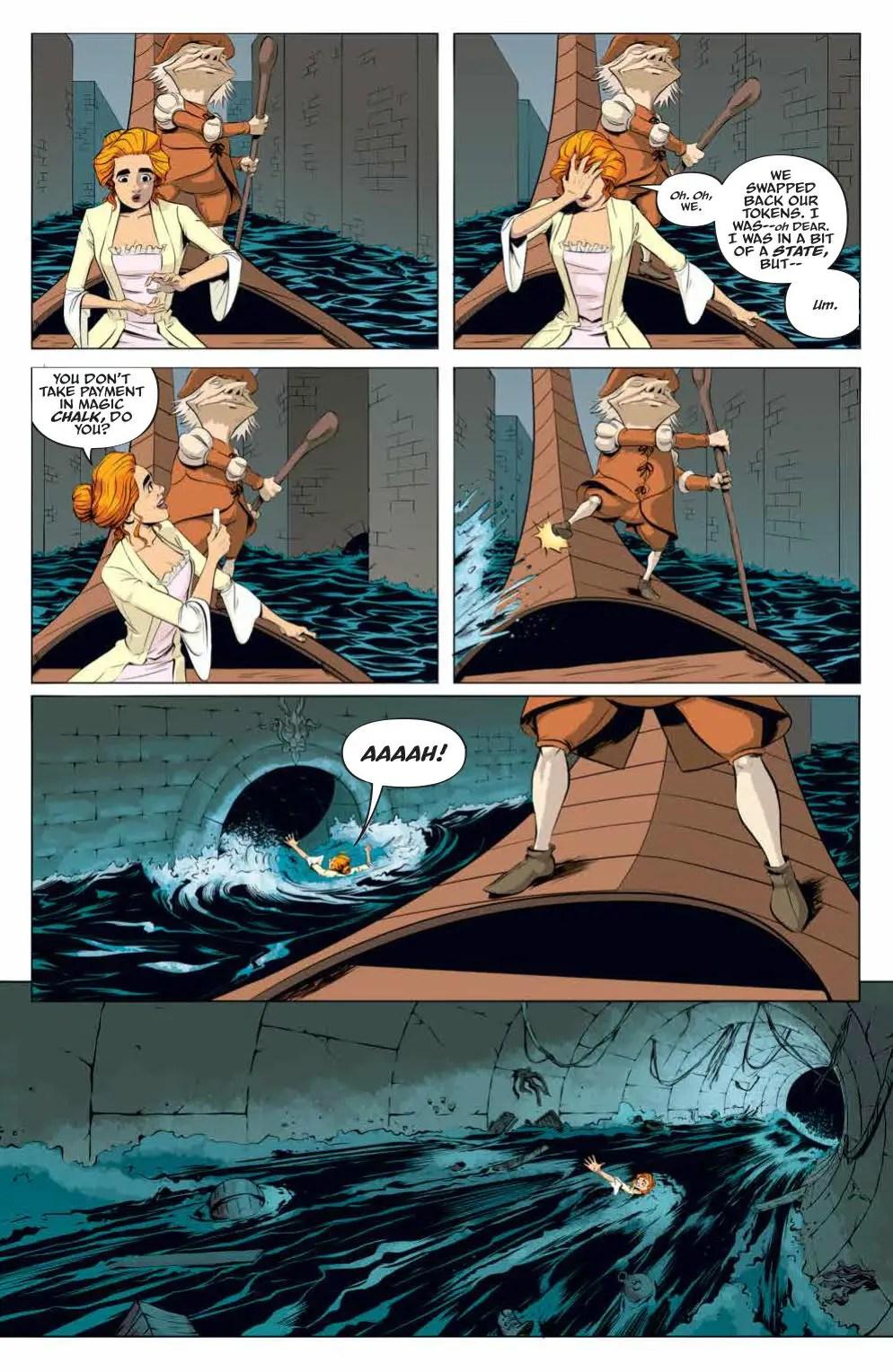 Jim Henson's Labyrinth: Coronation #6 Review