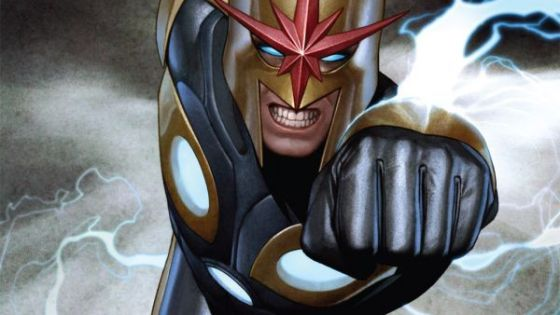 'Nova by Abnett & Lanning: The Complete Collection Vol. 1' review