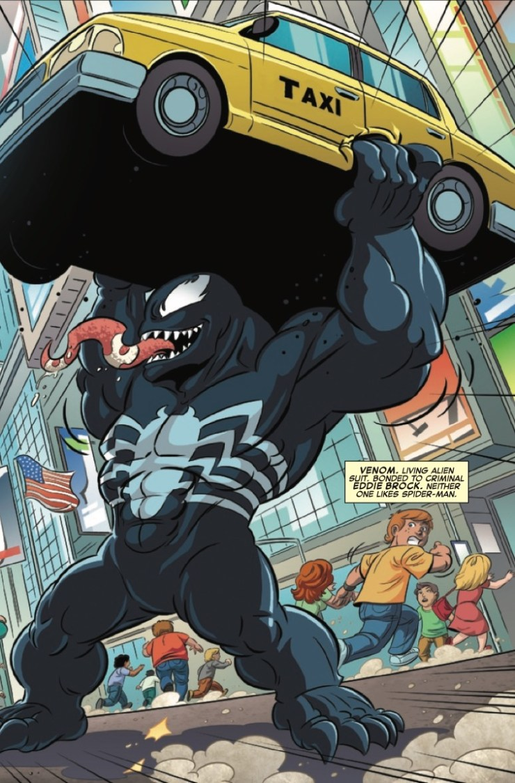 Marvel Preview: Marvel Super Hero Adventures: Inferno #1