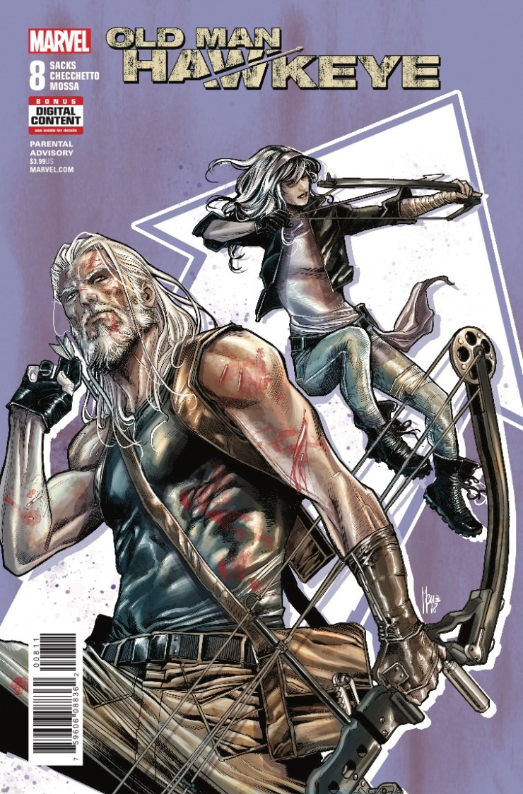 Marvel Preview: Old Man Hawkeye #8