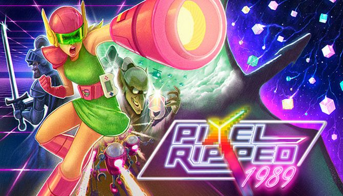 Pixel Ripped 1989 Review
