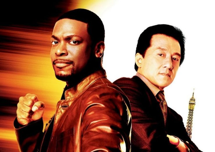 It takes two: The best buddy cop movies and some tag alongs