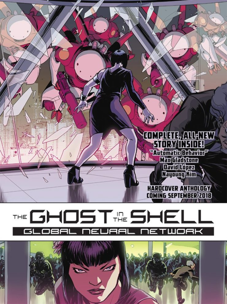 The Ghost in the Shell: Global Neural Network Review