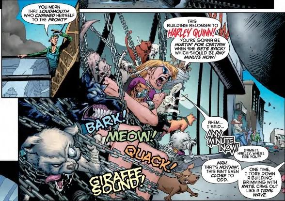 Harley Quinn #48 Review
