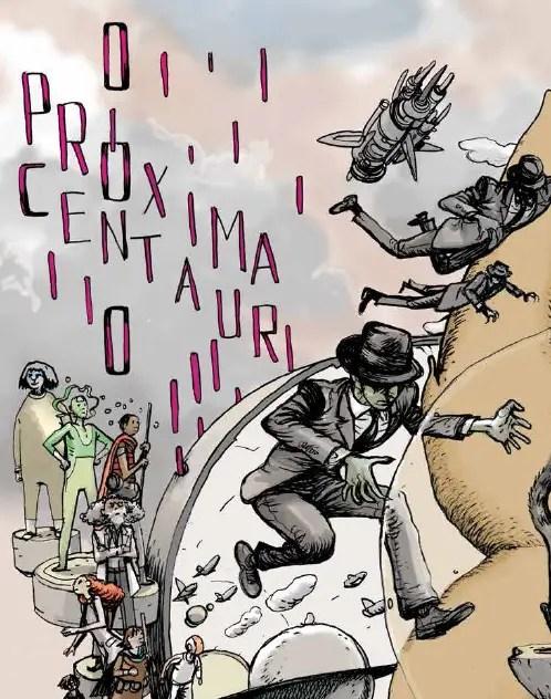 Proxima Centauri #3 Review