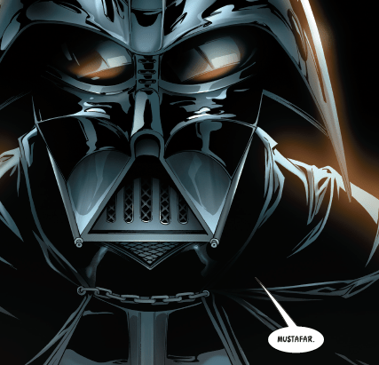 Darth Vader gets two character changing gifts in Darth Vader #20