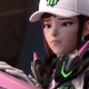 Omnic forces are attacking and D.Va's the only thing standing in their way.