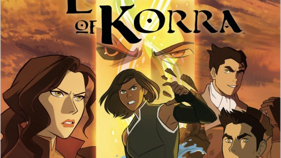A great conclusion to this three part story that continues to build Korra's story and the world of Avatars.