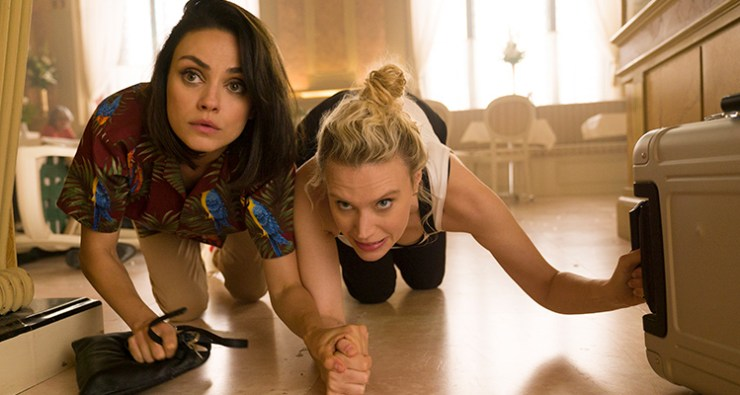 The Spy Who Dumped Me Review: Mostly effective comedy-adventure