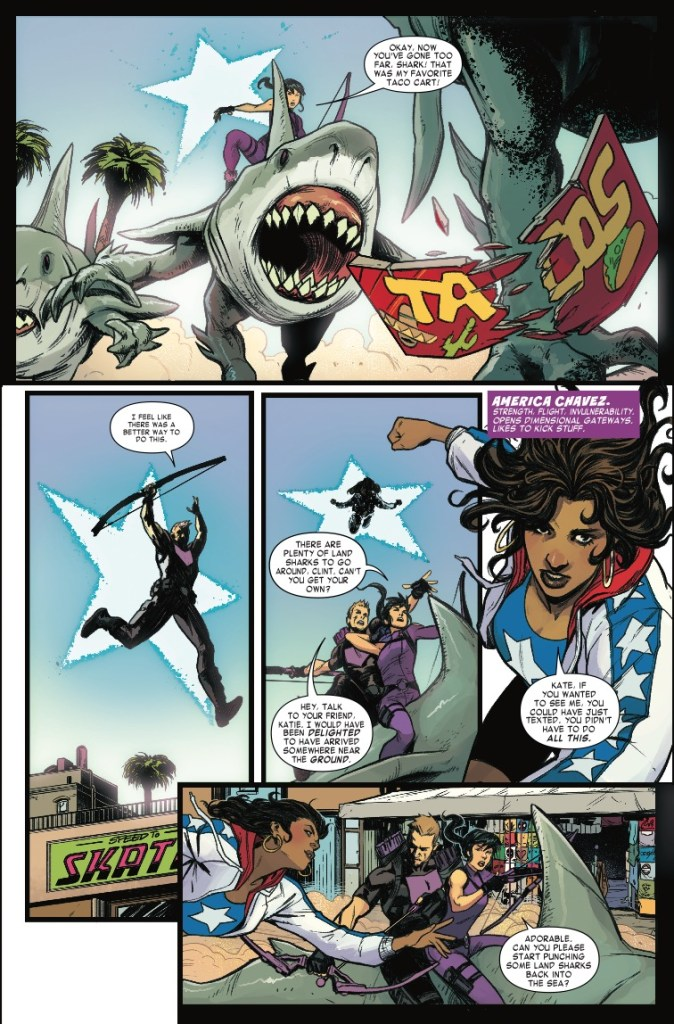 Marvel Preview: West Coast Avengers #1
