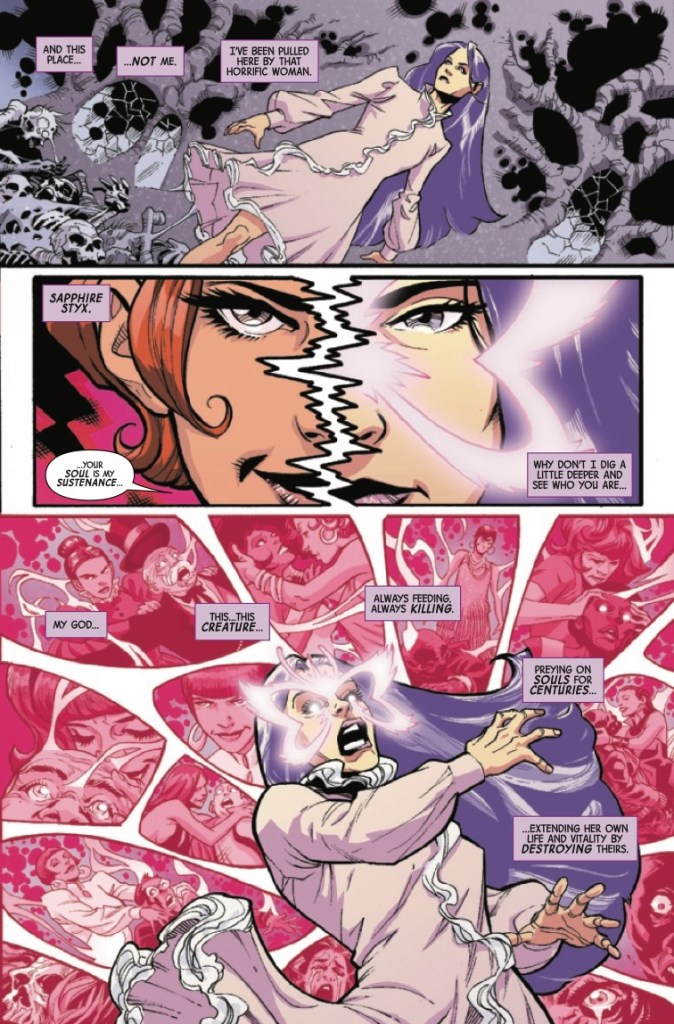 Marvel Preview: Hunt For Wolverine: Mystery In Madripoor #4