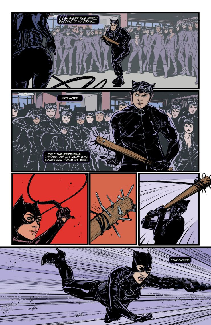 Catwoman #2 Review