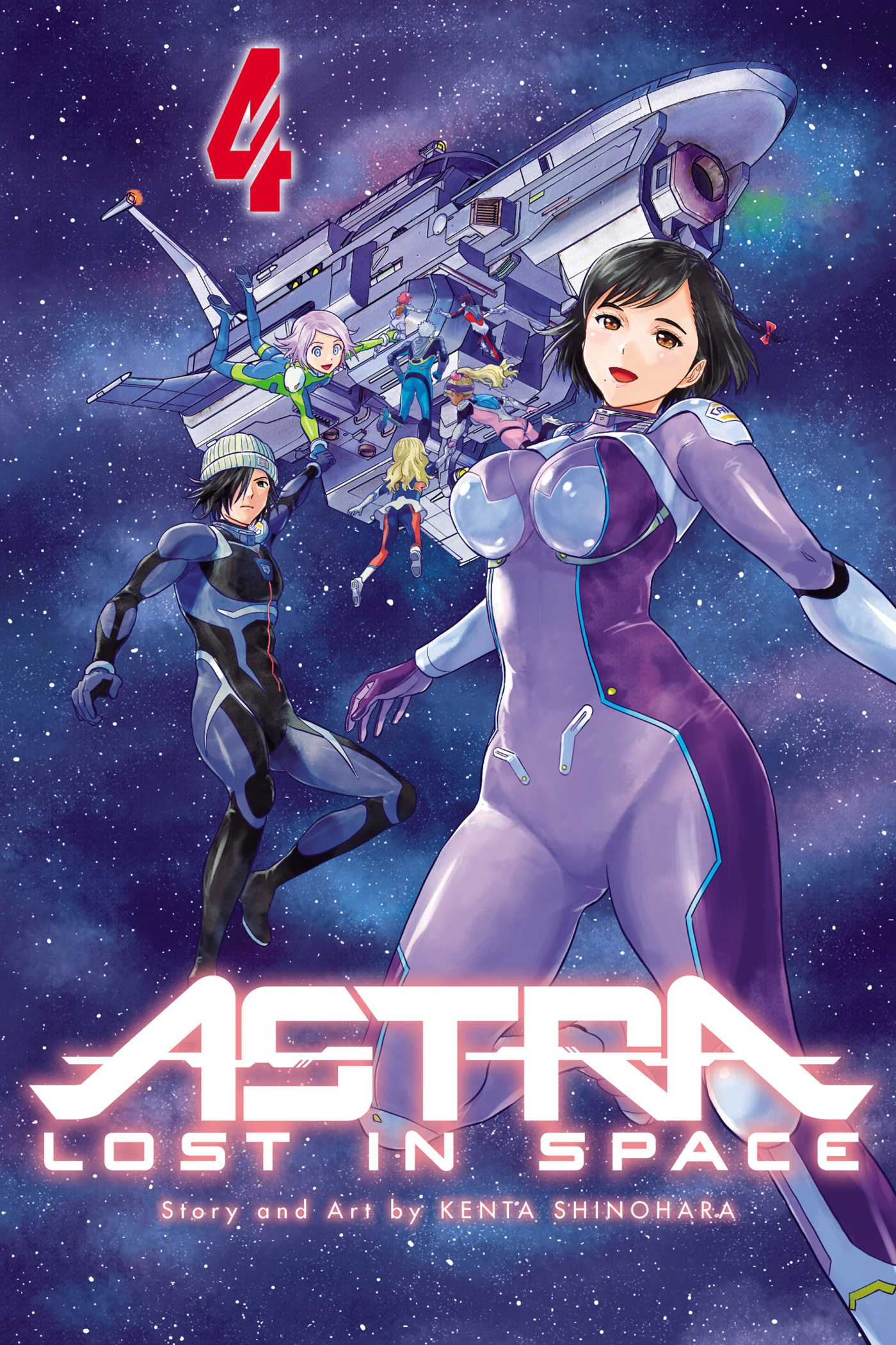 Astra Lost in Space Vol. 4 Review