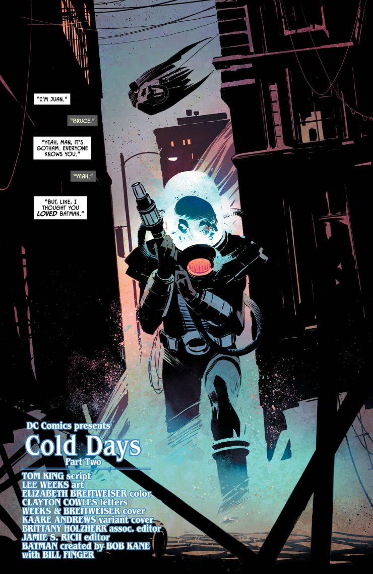 Batman #52 review: A day of jury duty you won't want to end