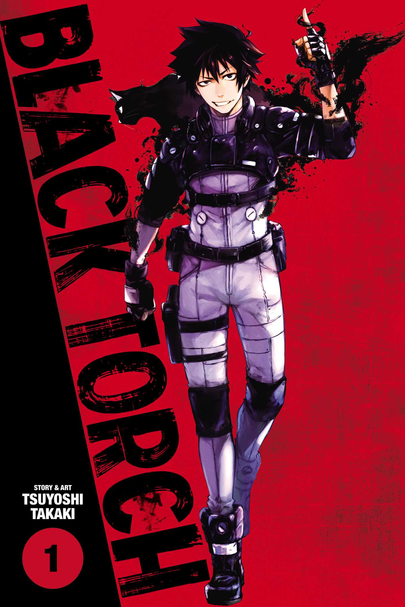 Black Torch Vol. 1 Review