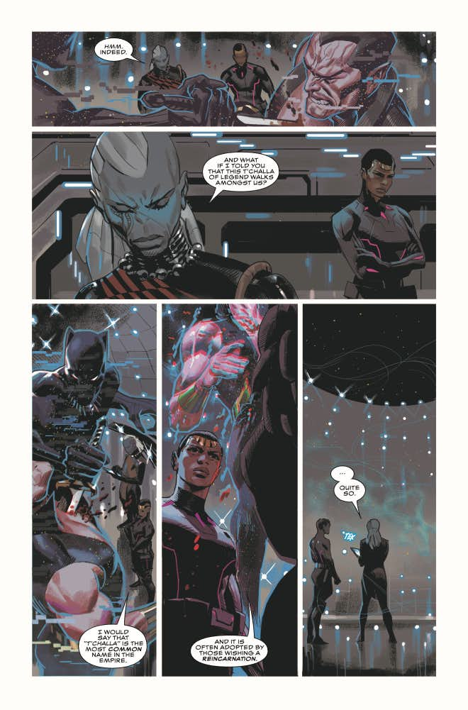 Black Panther #3 Review