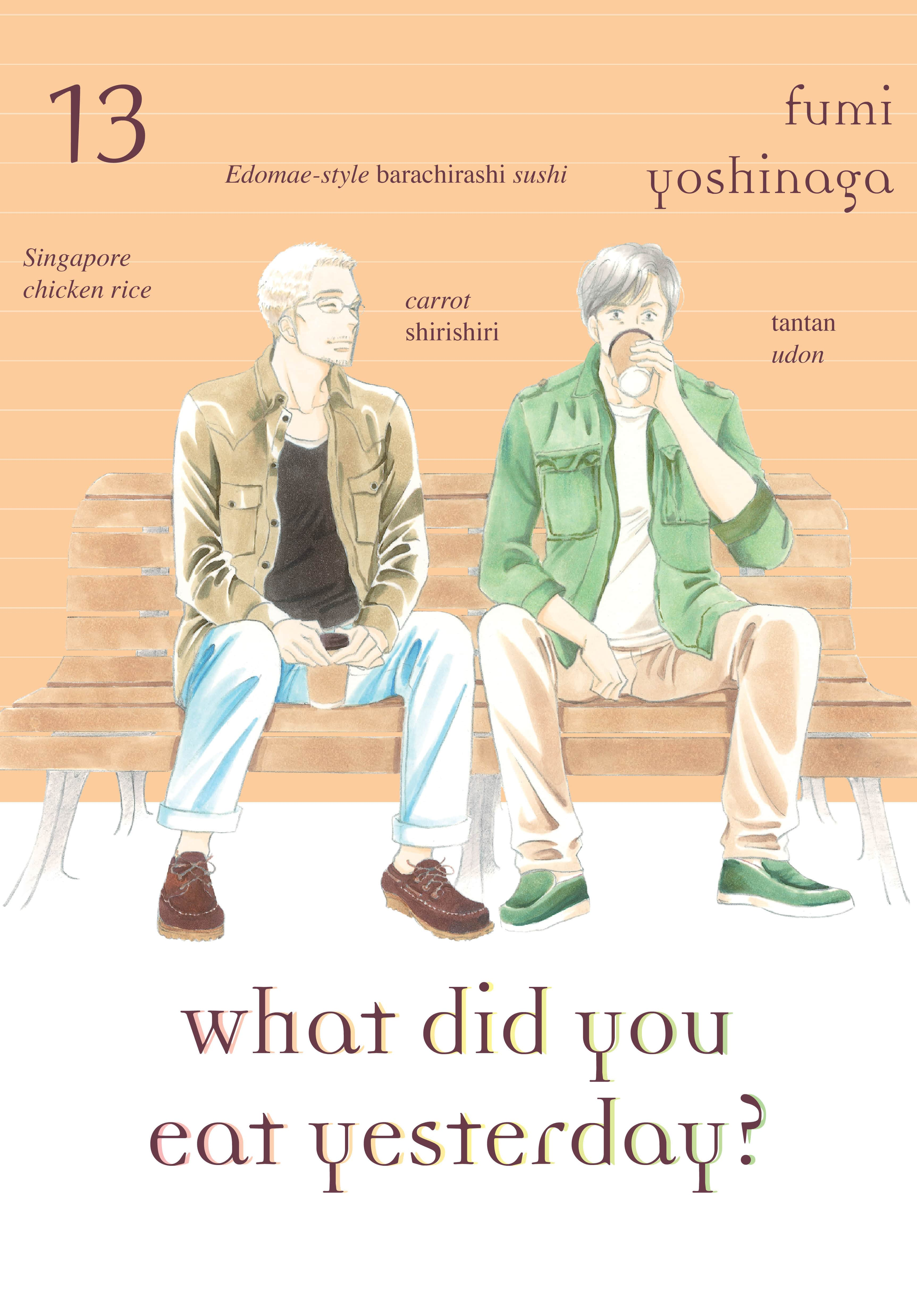 What Did You Eat Yesterday? Vol. 13 Review