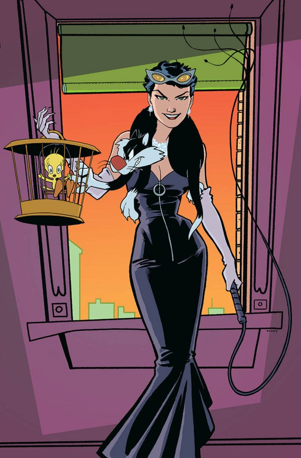Catwoman/Tweety & Sylvester Special #1 Review