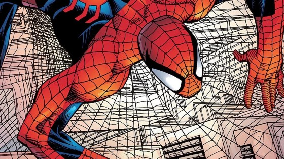 Talking Spider-Man--in the '90s--with writer Howard Mackie at FAN EXPO Boston 2018.
