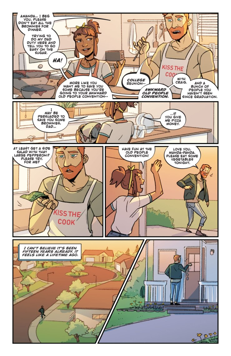 Dream Daddy #1 Review