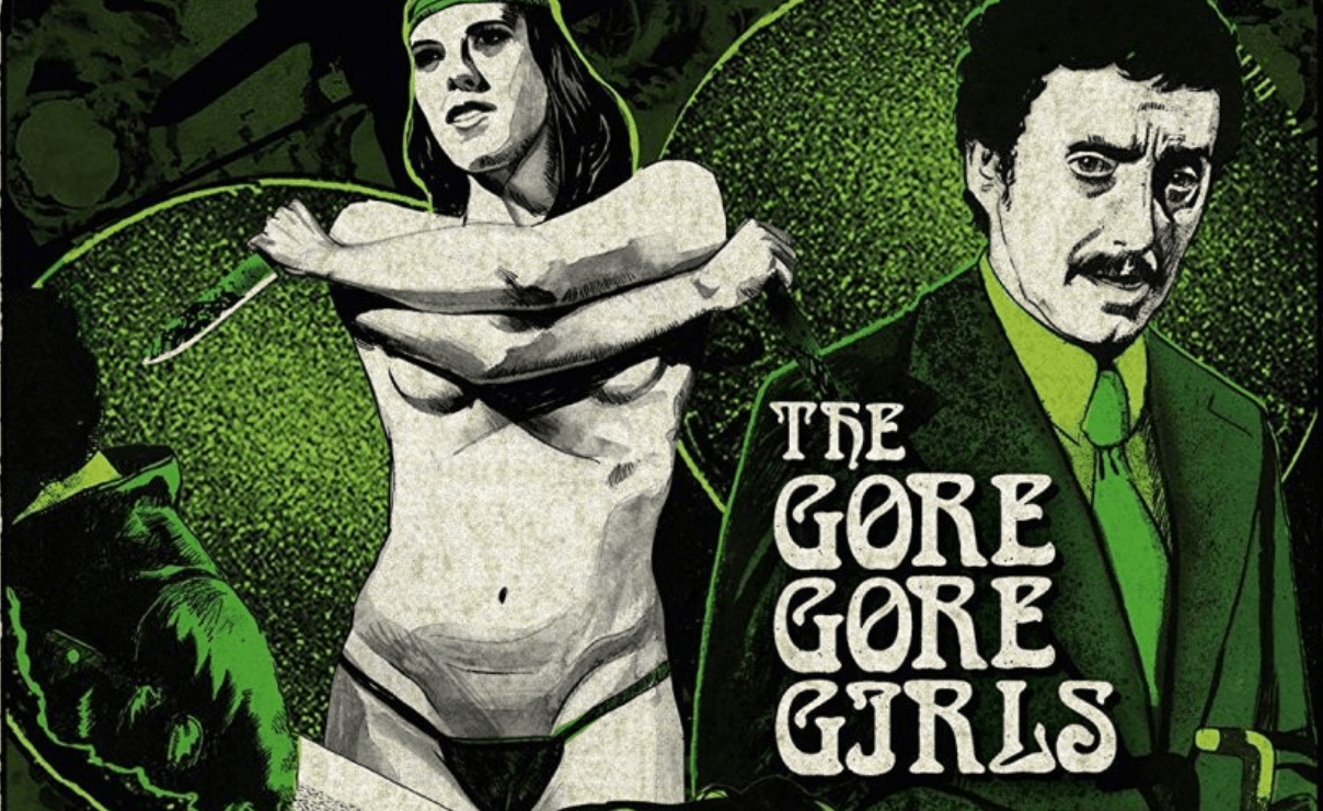 The Gore Gore Girls Blu-ray Review: Murder, rinse, repeat