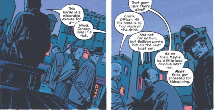 Shanghai Red #3 review: From false confidence to real fear