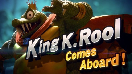 """""""They didn't invite me?! That's so unfair! What's wrong with me?! Haven't I always tried to be a good enemy to Donkey Kong??"""""""