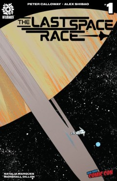 ASC Last Space Race NYCC Exclusive
