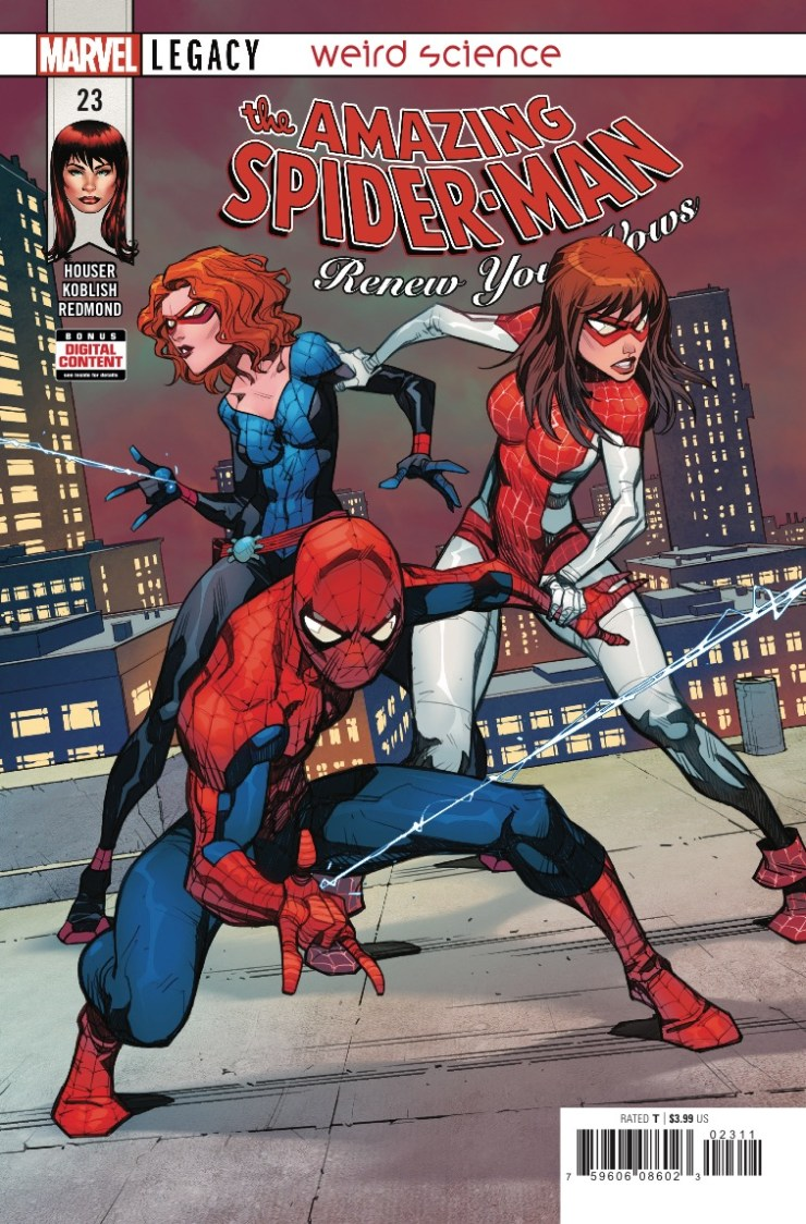 Marvel Preview: Amazing Spider-Man: Renew Your Vows #23