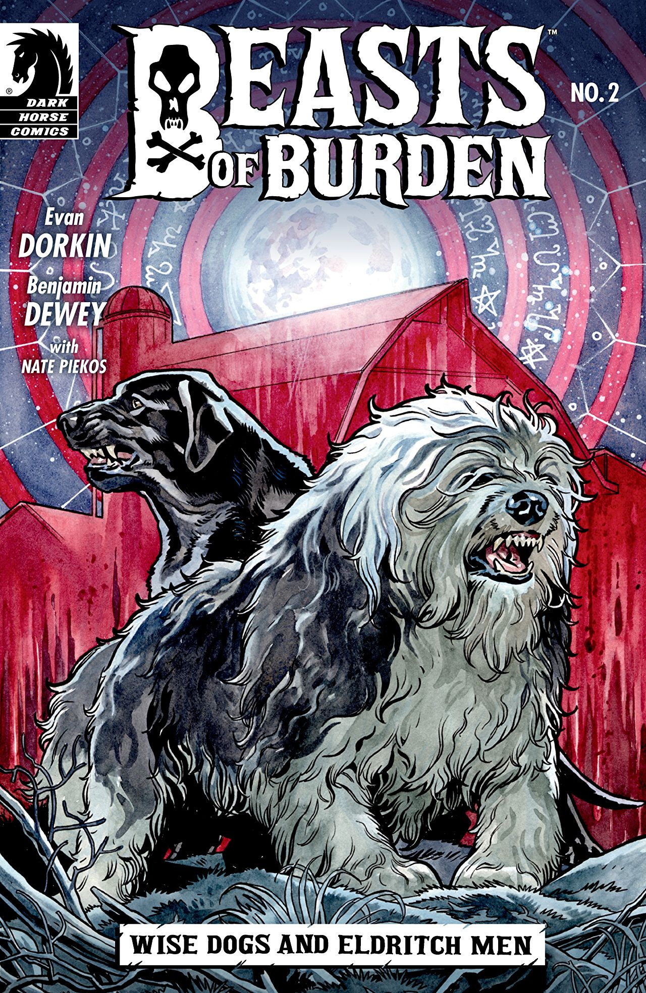Beasts of Burden: Wise Dogs and Eldritch Men #2 Review