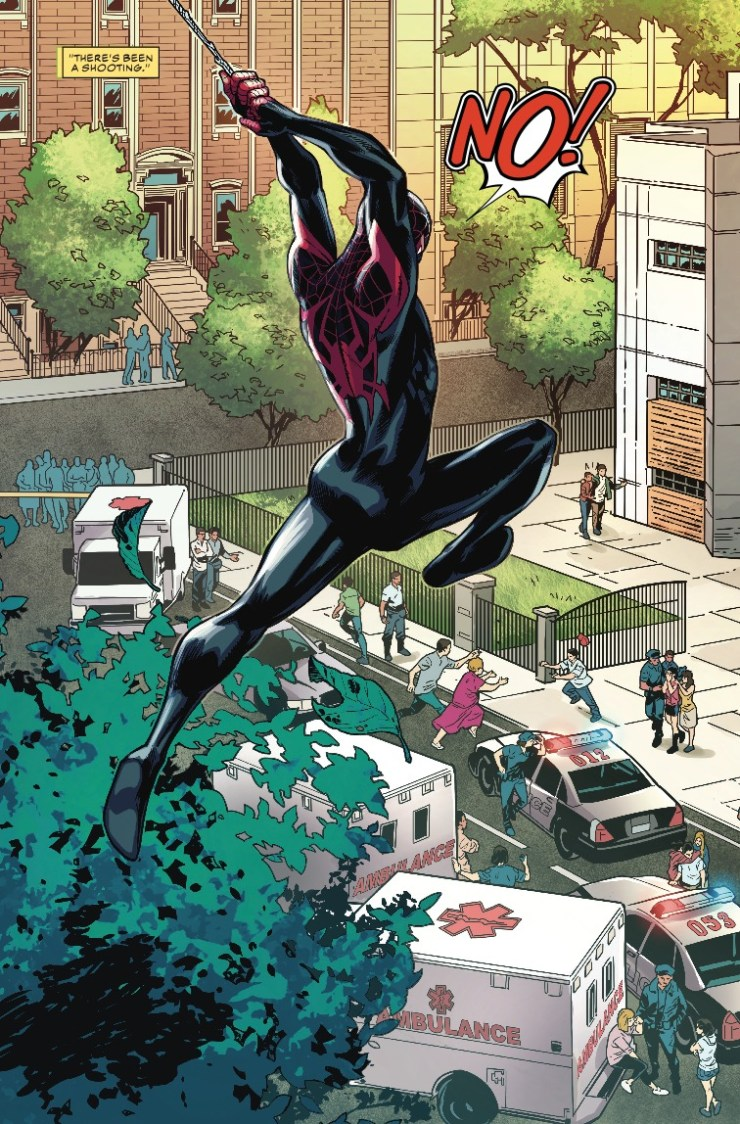 Marvel Preview: Champions #24