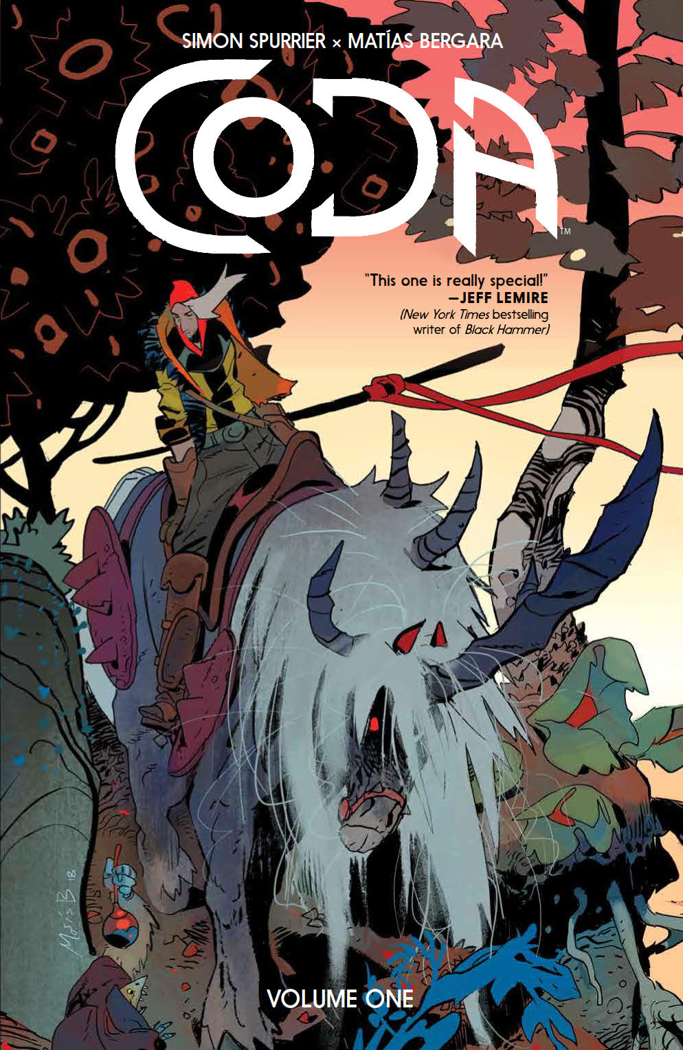Coda Vol. 1 review: Beautiful and bewildering