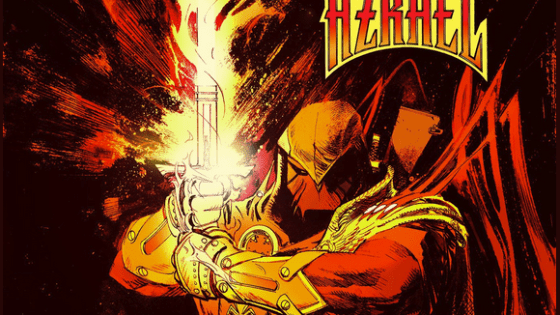 Sean Gordon Murphy teases his upcoming DC project with new Azrael artwork
