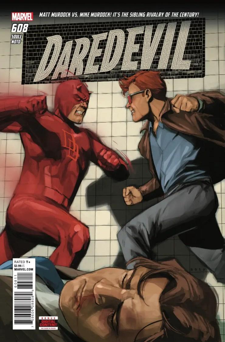 Marvel Preview: Daredevil #608