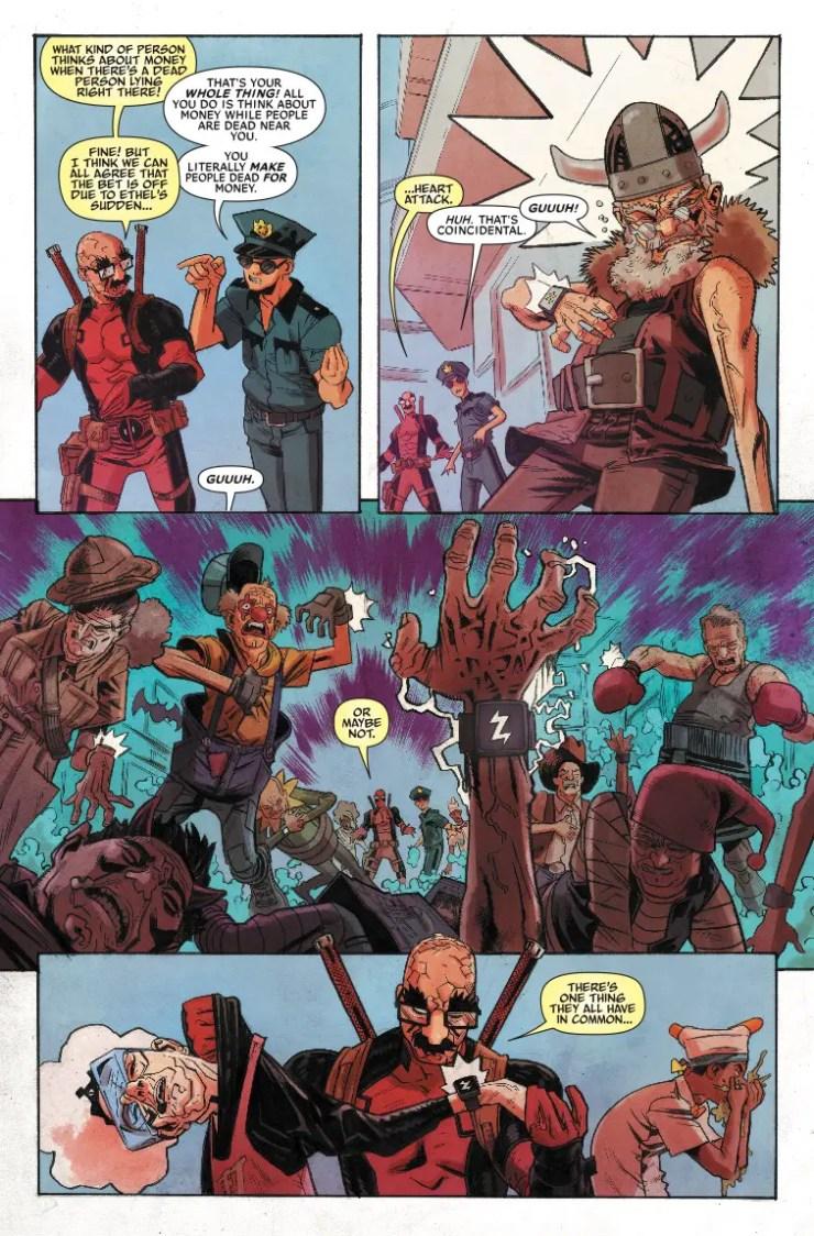 Marvel Preview: Deadpool (2018) #5