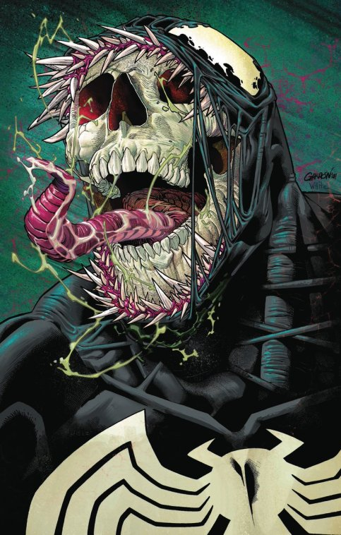 Judging by the Cover - Our favorite Venom covers of all time
