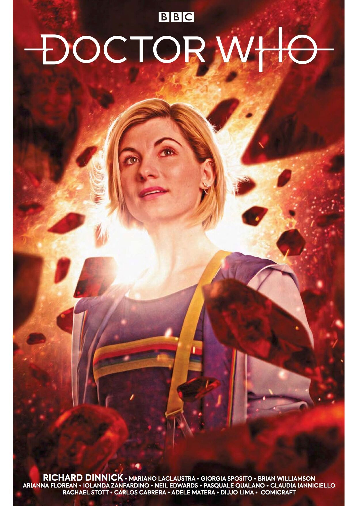 'Doctor Who: The Thirteenth Doctor Vol. 0: The Many Lives of Doctor Who' review